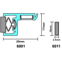 Magnetic Acoustic Seal - 6001