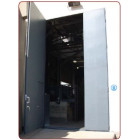 Extra Large XL Soundproofing Steel Acoustic Doors RS3