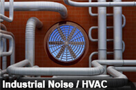 industrial noise control acoustic barriers