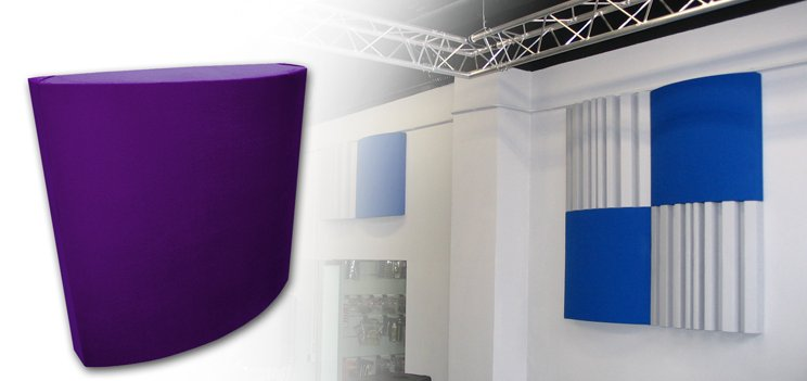 Jocavi Ebony Acoustic Absorber panel