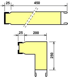 acoustimodule panel dimension details