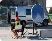 acoustic camera for noise leakage investigations