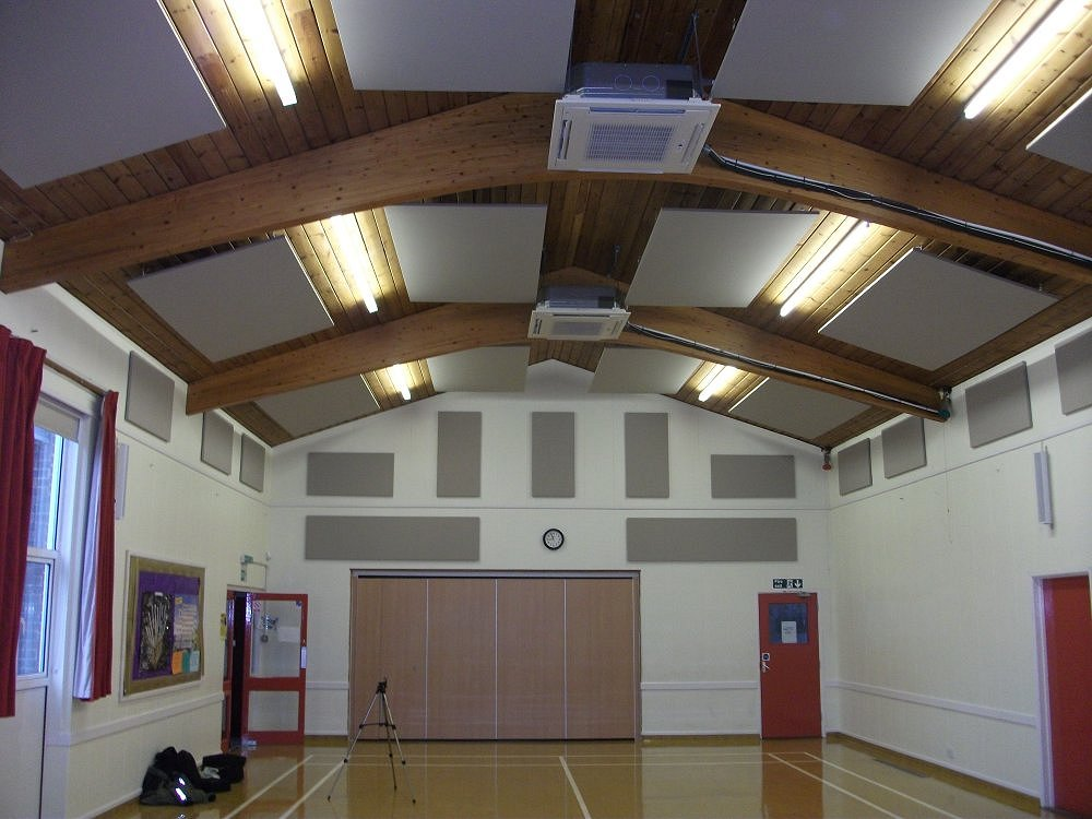 village-hall-acoustic-panels-ceiling