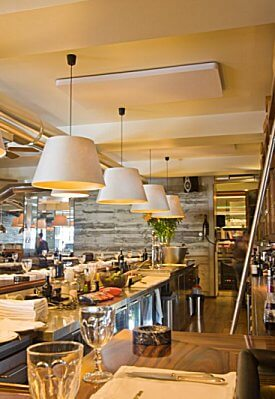 restaurant acoustics and noise control