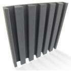 Stripesorb Acoustic Foam - (pack of 4)