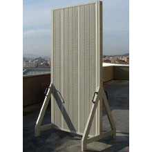 Free-Standing Steel Acoustic Barriers