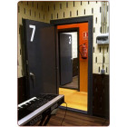 DISCONTINUED - Soundproofing Steel Acoustic Doors RS3 - 51 dB