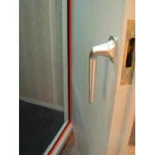 Soundproofing Steel Acoustic Doors RS5F - 46 dB Fire Rated