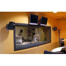 Acoustic Studio Window Frames