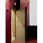 Soundproofing Steel Acoustic Doors RS9 - 48 or 52 dB