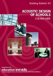bb98 acoustic design of schools