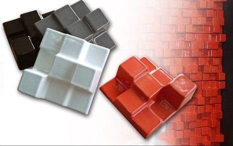 Squary diffusor Tile Jocavi Ceramic
