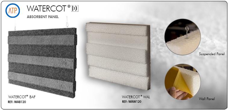 Jocavi acoustic panel baffle watercot