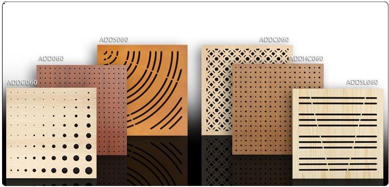 Jocavi Addsorb range of panels