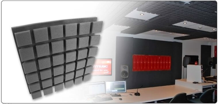 jocavi cubesorb acoustic foam