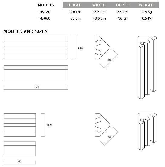 jocavi trap 40 isometric drawing