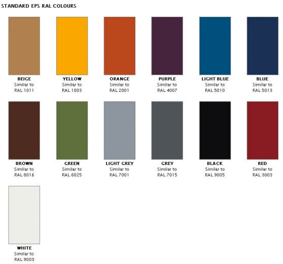 Jocavi Walltrap colour fabric options