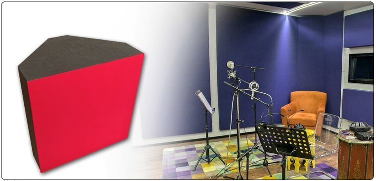 Jocavi LF Camou Low Frequency Corner Absorber