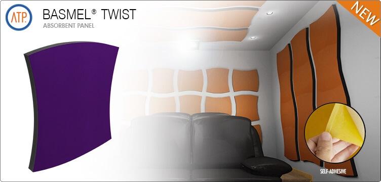 basmel twist acoustic foam montage1