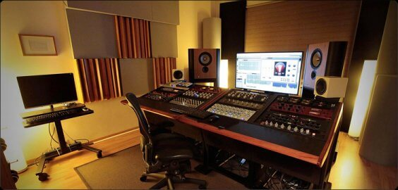 Jocavi WooDiffuser diffusion panel. Efficient in a wide range of frequencies. For professional studios