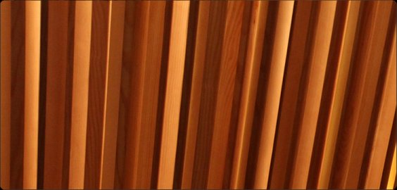 Jocavi WooDiffuser diffusion profile panel. Choice of 5 different woods, 100% recyclable.