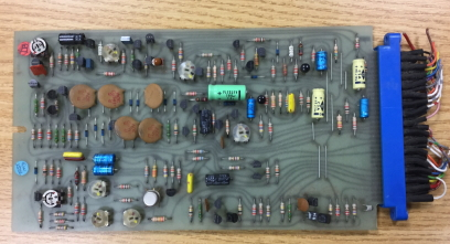 Vintage EMS Synthi AKS parts