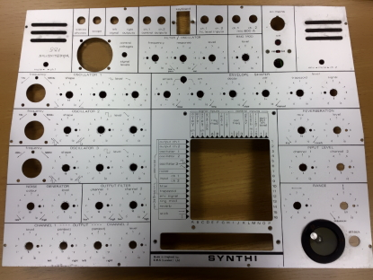 EMS Synthi AKS Vintage Synthesiser Parts