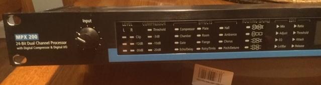 lexicon MPX200
