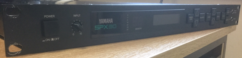 Yamaha SPX90 refurbished unit