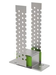 Custom EP700 wall vibration isolation mount