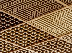 timber acoustic grid systems