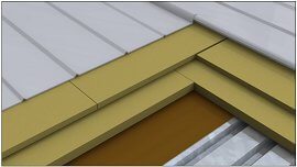 Tecsound Acoustic Roofing Membrane