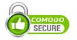 Comodo secured website cerificate