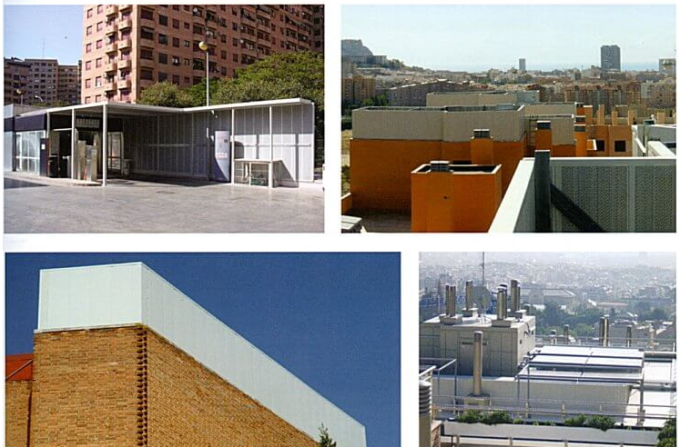 selection of noise barriers for environmental noise control