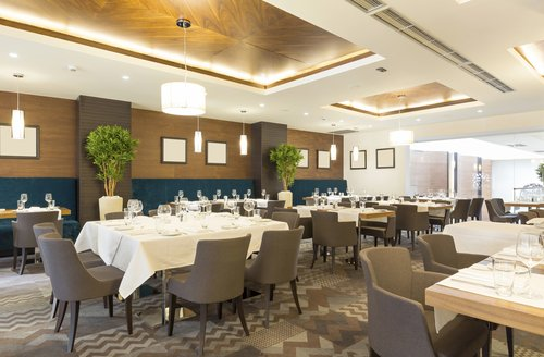 restaurant acoustic panels for reducing noise and improving speech