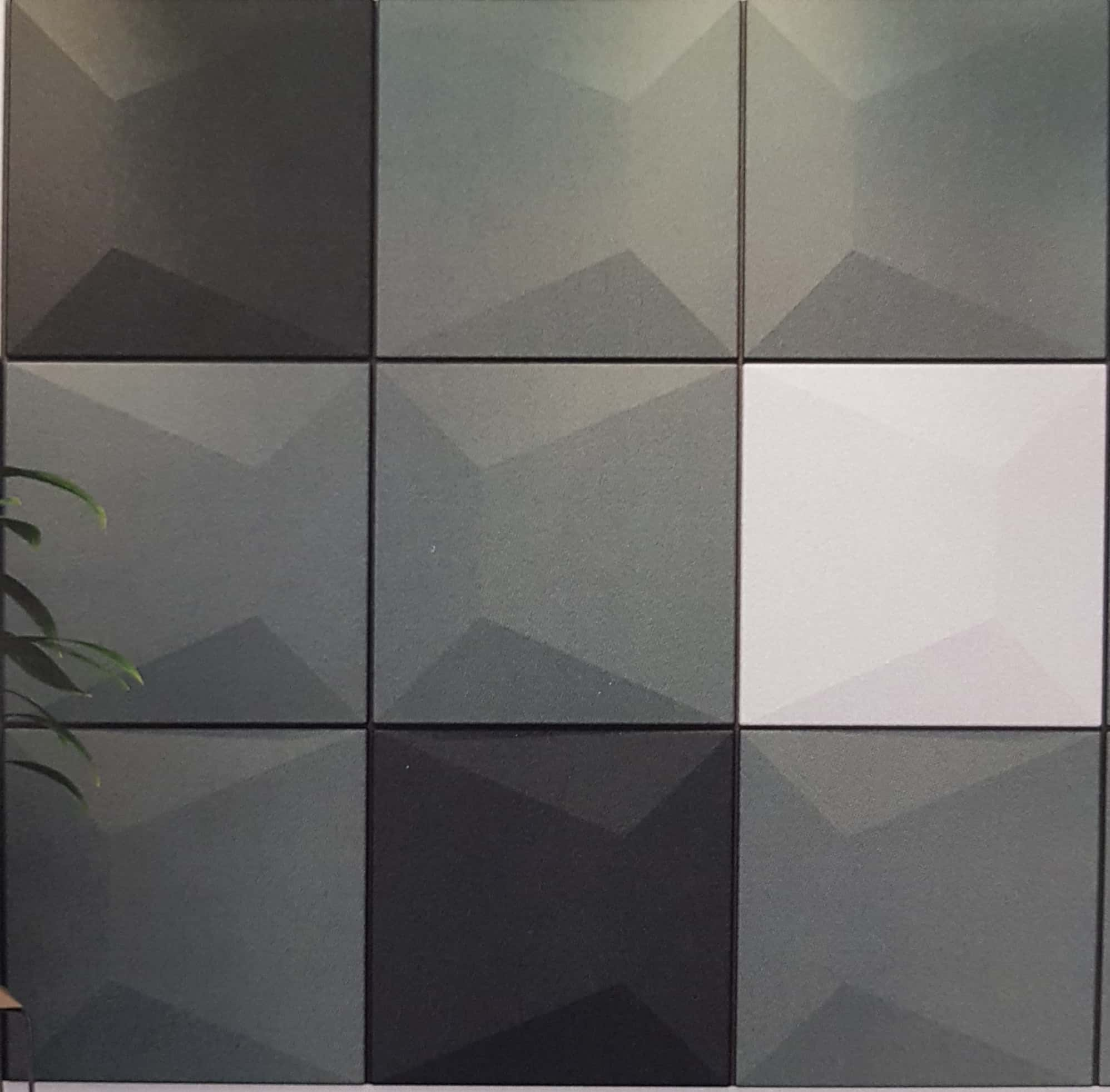Acoustek tiles - Roma colour
