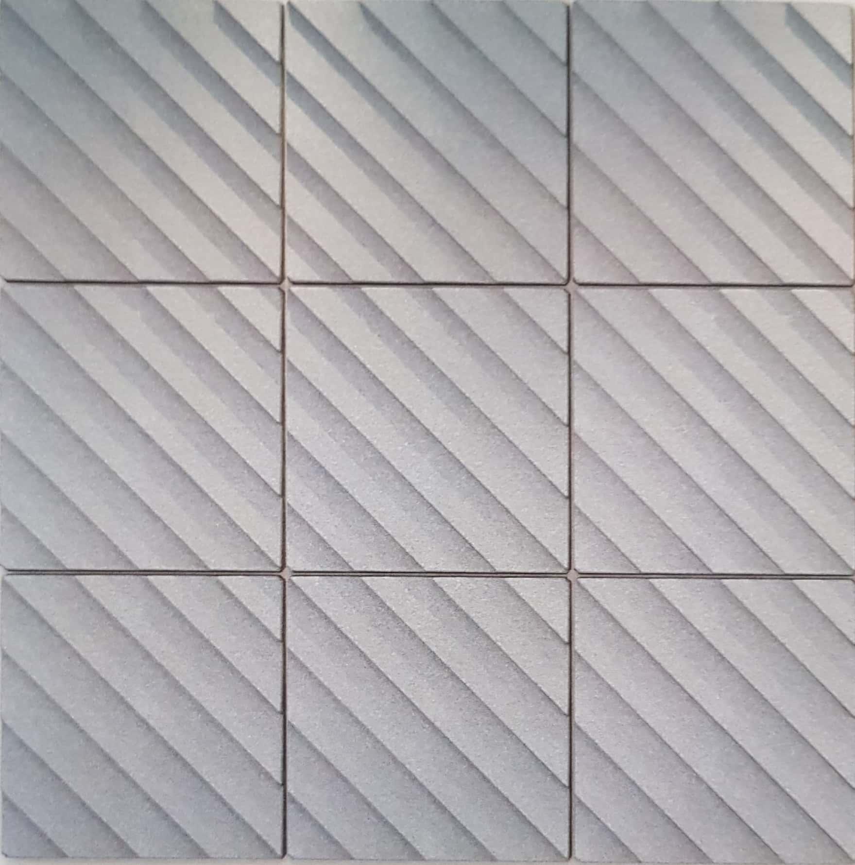 Acoustek tiles - Metro