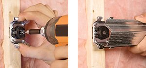genie clip stud timber wall upgrade mount vibration isolation